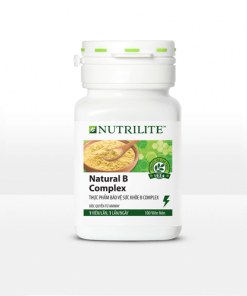 vitamin b nutrilite amway