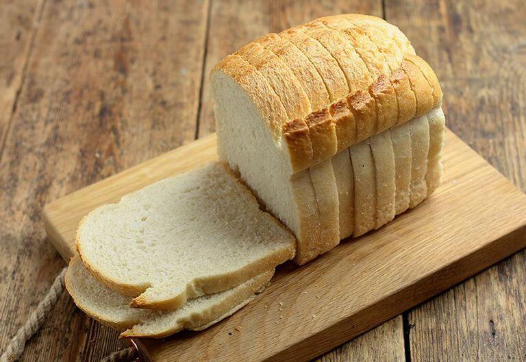 bánh mì giảm đau dạ dày